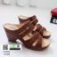รองเท้าสุขภาพ พื้นนุ่ม 10183-ม่วง [สีม่วง] thumbnail 2