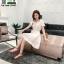 รองเท้าแตะผู้หญิงรัดส้น สไตล์เกาหลี G-1437-RED [สีแดง] thumbnail 2