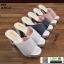 รองเท้านำเข้า100% ส้นแท่งแบบสวม ST335-BLK [สีดำ] thumbnail 4