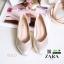 รองเท้าคัชชูรุ่นคลาสสิคยอดฮิต style ZARA 361217-GLD [สีทอง] thumbnail 2