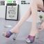 รองเท้าส้นสูง ST303-BLU [สีน้ำเงิน] thumbnail 2