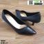 รองเท้าคัชชูส้นสูง TM2384-BLK [สีดำ]