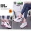 รองเท้าผ้าใบเสริมส้นนำเข้า สไตล์เกาหลี 0025-RED [สีแดง] thumbnail 2