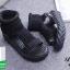 รองเท้าแตะหุ้มข้อสีดำ ใส่หน้าหนาว (สีดำ ) thumbnail 4