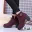 รองเท้าบูทส้นสูงนำเข้า JIH-888-RED [สีแดง] thumbnail 1