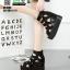 รองเท้าหุ้มส้นทรงเตารีด ST1005-BLK [สีดำ] thumbnail 4
