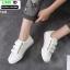 รองเท้าผ้าใบแฟชั่น Style FILA สายรัดเมจิกเทป 1720-WHI [สีขาว] thumbnail 4