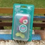 ยางกัดสตอเบอรี่ พร้อมกล่องกันฝุ่น - Strawberry Fruit Teether