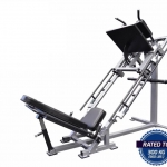 เครื่อง Leg Press + Hack Squat 2 in 1
