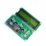 LCD 16x2 GREEN I2C