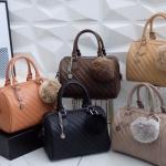 กระเป๋าแบรนด์ Keep รุ่น Sereen bag มี 5 สี ดำ, เทา, น้ำตาลอ่อน, น้ำตาลเข้ม, โกโก้