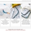 ผ้าห่มซัมเมอร์ Prielly ผ้าฝ้ายสาลูเกาหลี [เลือกลายด้านใน] thumbnail 2