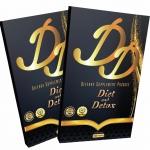 DD Diet & Detox อาหารเสริมลดน้ำหนักและดีท็อกซ์ 2in1 (2 กล่อง)