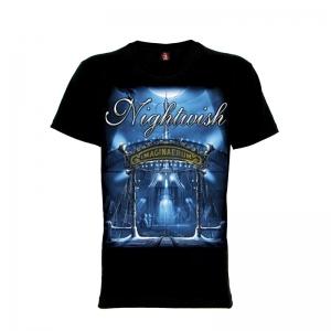 เสื้อยืด วง Nightwish แขนสั้น แขนยาว S M L XL XXL [6]