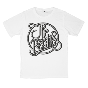 เสื้อยืด วง The Beatles สีขาว แขนสั้น S M L XL XXL [4]