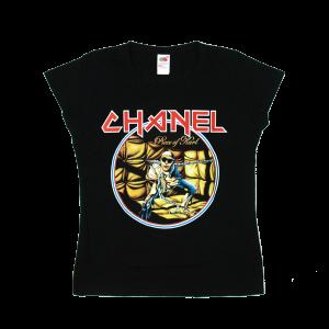 เสื้อทัวร์ วง Chanel Not in This Lifetime tour ผ้า Gildan xS-3XL [Fruit of the loom]