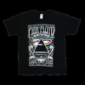 เสื้อยืดวง Pink Floyd ผ้า Gildan xS-3XL [Gildan]
