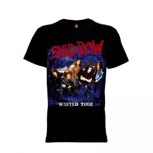 เสื้อยืด วง Skid Row แขนสั้น แขนยาว S M L XL XXL [1]