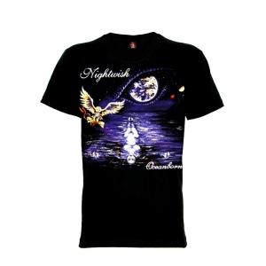 เสื้อยืด วง Nightwish แขนสั้น แขนยาว S M L XL XXL [1]