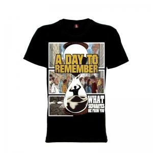 เสื้อยืด วง A Day to Remember แขนสั้น แขนยาว S M L XL XXL [1]