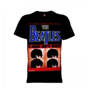 เสื้อยืด วง The Beatles แขนสั้น แขนยาว S M L XL XXL [3]