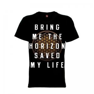 เสื้อยืด วง Bring Me The Horizon แขนสั้น แขนยาว S M L XL XXL [15]
