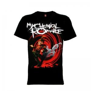เสื้อยืด วง My Chemical Romance แขนสั้น แขนยาว S M L XL XXL [1]