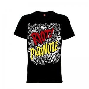 เสื้อยืด วง Paramore แขนสั้น แขนยาว S M L XL XXL [5]