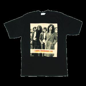 เสื้อยืด วง Led Zeppelin แขนสั้น งาน Vintage ลายไม่ชัด ทุกขนาด S-XXL [Easyriders]