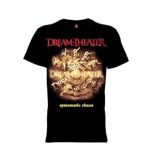 เสื้อยืด วง Dream Theater แขนสั้น แขนยาว S M L XL XXL [3]