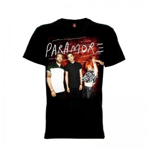 เสื้อยืด วง Paramore แขนสั้น แขนยาว S M L XL XXL [7]