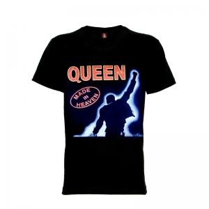 เสื้อยืด วง Queen แขนสั้น แขนยาว S M L XL XXL [1]