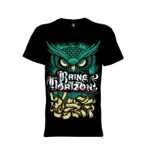 เสื้อยืด วง Bring Me The Horizon แขนสั้น แขนยาว S M L XL XXL [21]