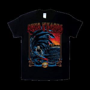 เสื้อทัวร์ วง Guns N Roses Not in This Lifetime tour ผ้า Gildan xS-3XL [15]