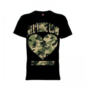เสื้อยืด วง All Time Low แขนสั้น แขนยาว S M L XL XXL [5]