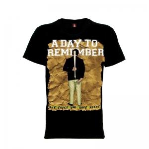เสื้อยืด วง A Day to Remember แขนสั้น แขนยาว S M L XL XXL [5]