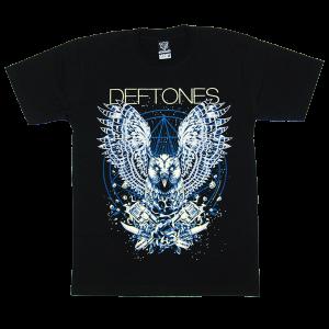 เสื้อยืด วง Deftones แขนสั้น แขนยาว S M L XL XXL [1]