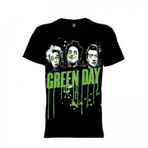 เสื้อยืด วง Greenday แขนสั้น แขนยาว S M L XL XXL [8]