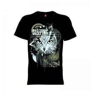 เสื้อยืด วง Sleeping With Sirens แขนสั้น แขนยาว S M L XL XXL [3]