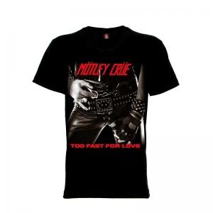เสื้อยืด วง Motley Crue แขนสั้น แขนยาว S M L XL XXL [5]