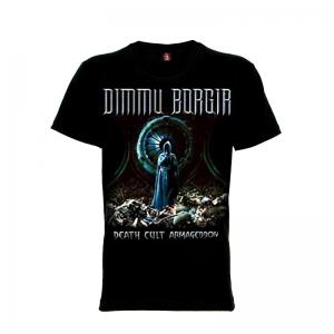 เสื้อยืด วง Dimmu Borgir แขนสั้น แขนยาว S M L XL XXL [1]