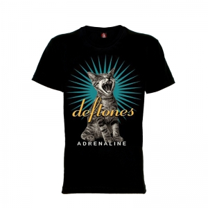 เสื้อยืด วง Deftones แขนสั้น แขนยาว S M L XL XXL [3]