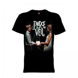 เสื้อยืด วง Pierce The Veil แขนสั้น แขนยาว S M L XL XXL [7]
