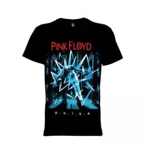 เสื้อยืด วง Pink Floyd แขนสั้น แขนยาว S M L XL XXL [5]