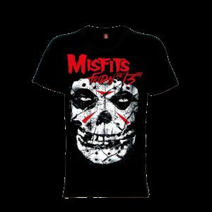 เสื้อยืด วง Misfits แขนสั้น แขนยาว สั่งได้ทุกขนาด S-XXL [Rock Yeah]
