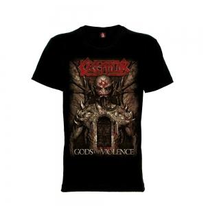 เสื้อยืด วง Kreator แขนสั้น แขนยาว สั่งได้ทุกขนาด S-XXL [Rock Yeah]