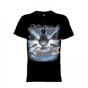 เสื้อยืด วง Nightwish แขนสั้น แขนยาว S M L XL XXL [5]