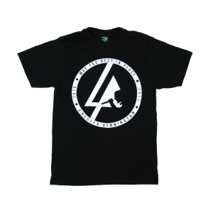 เสื้อยืด วง Linkin Park แขนสั้น งาน Vintage ลายไม่ชัด ทุกขนาด S-XXL [Easyriders]