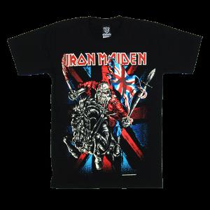 เสื้อยืด วง Iron Maiden แขนสั้น แขนยาว S M L XL XXL [1]