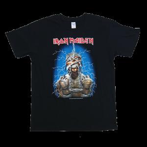เสื้อยืดวง Iron Maiden ผ้า Gildan xS-3XL [Gildan]